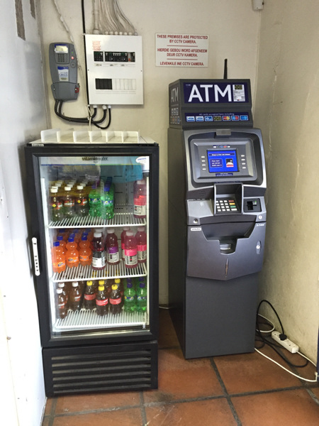 ATM Available at Quick Stop Shop