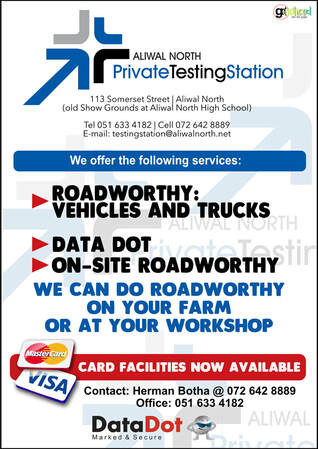 Aliwal North Private Testing Station